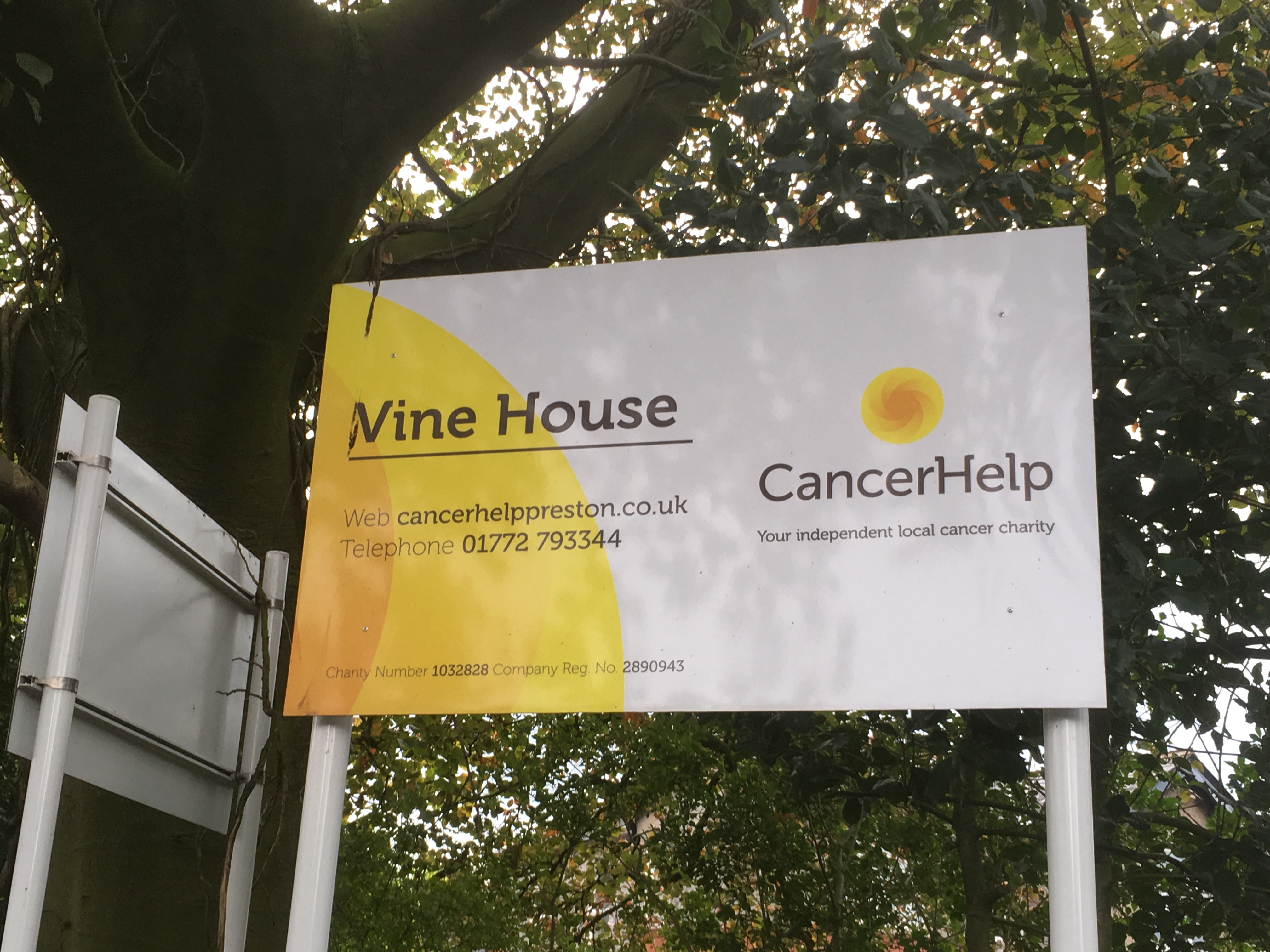 Preston Support Group meets at Vine House
