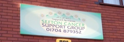 Sefton Cancer Care, venue for the Southport and Ormskirk meeting