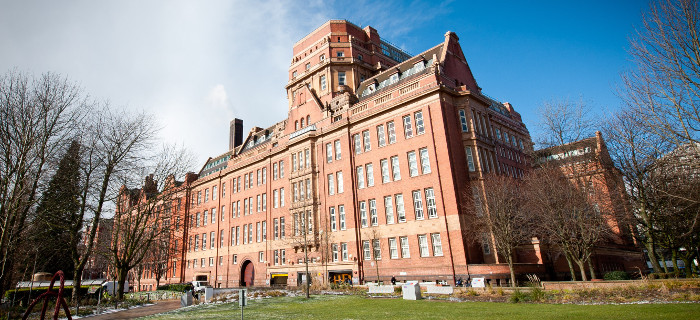 Sackville Street Building, The University of Manchester