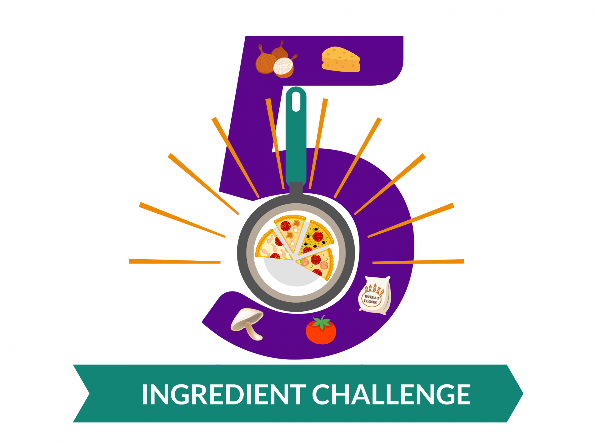 5 ingredient challenge