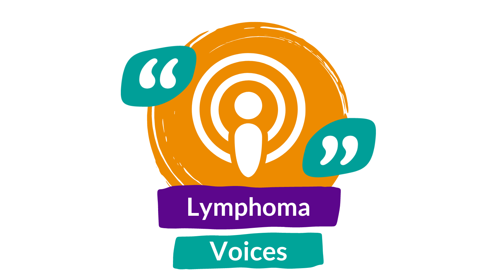 Lymphoma Action's series of podcasts
