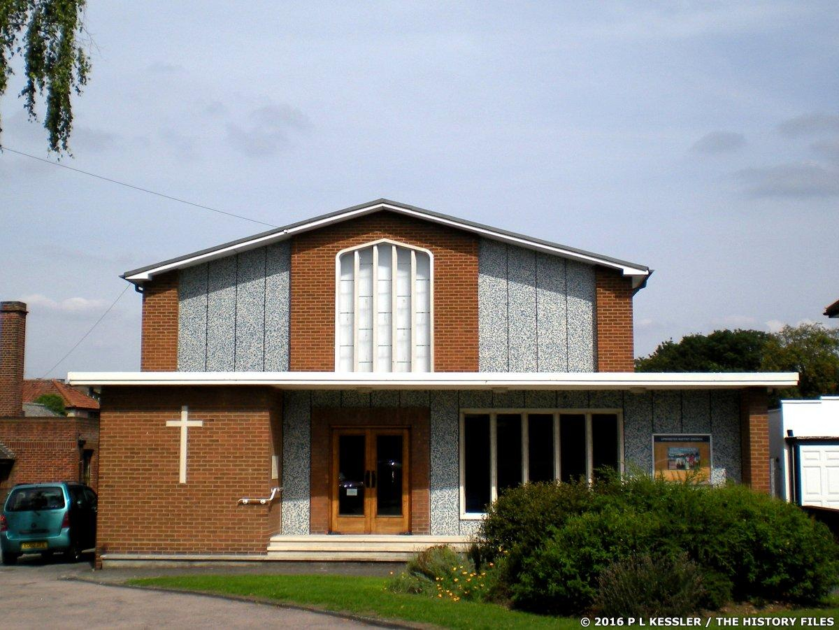 Upminster Baptist Church - Photo credit-P L Kessler / The History Files