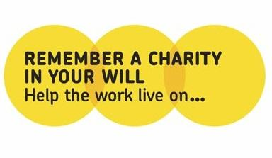 Remember a charity in your will