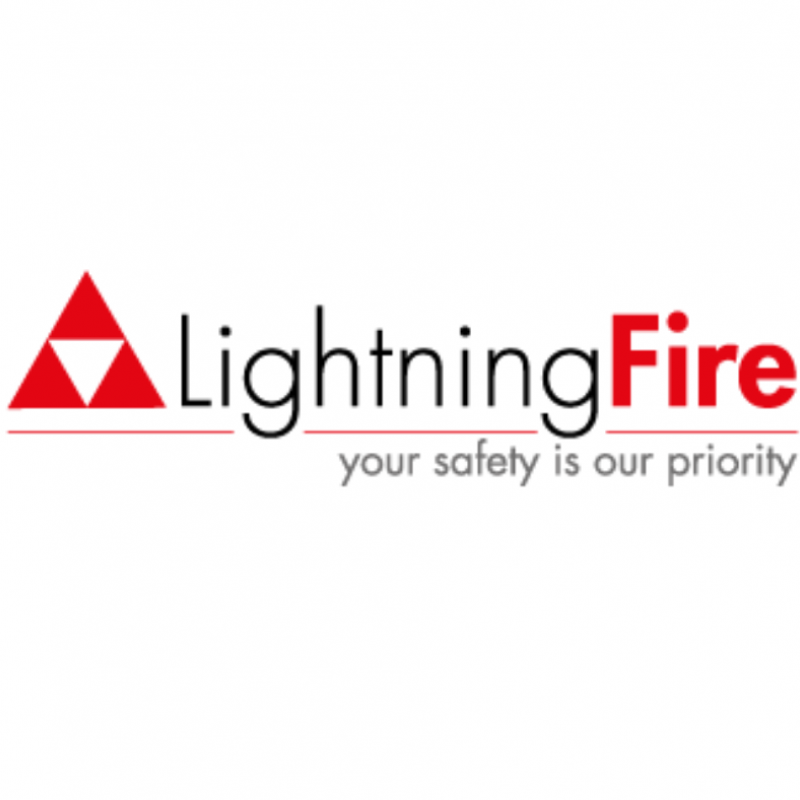 Lightning Fire logo