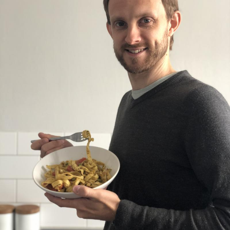 Pasta 5 ingredient challenge