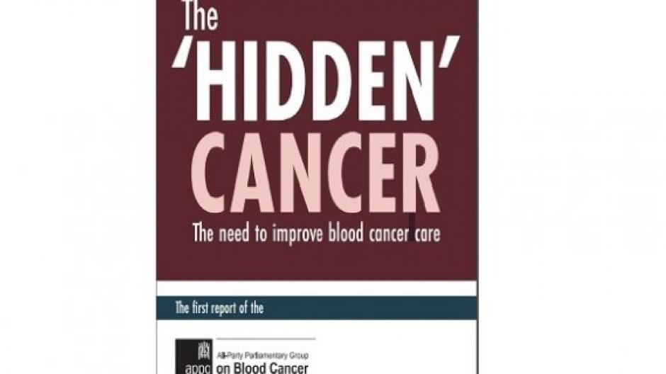 Front cover of The Hidden Cancer Report