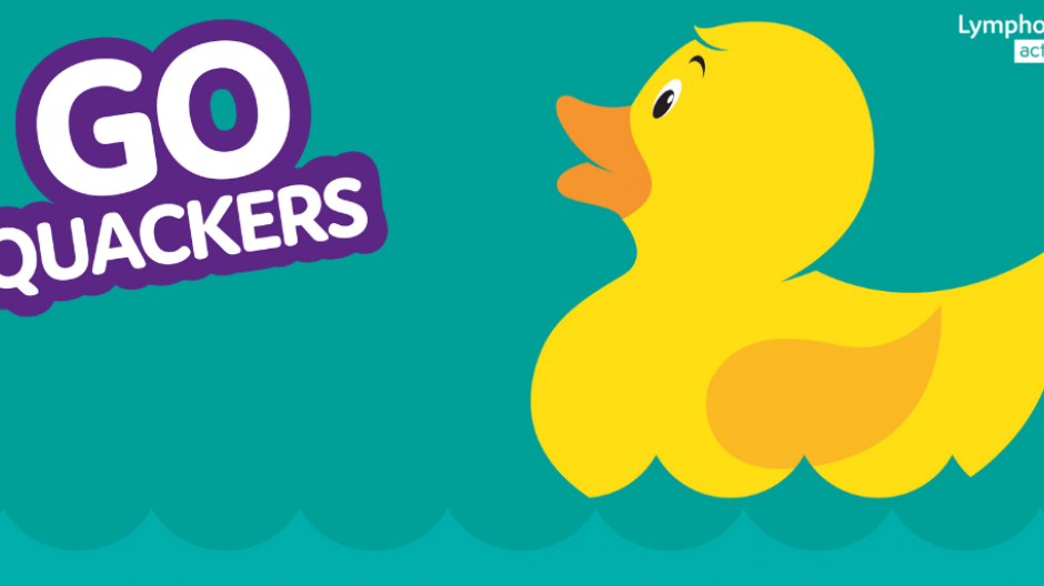 Go quackers duck race