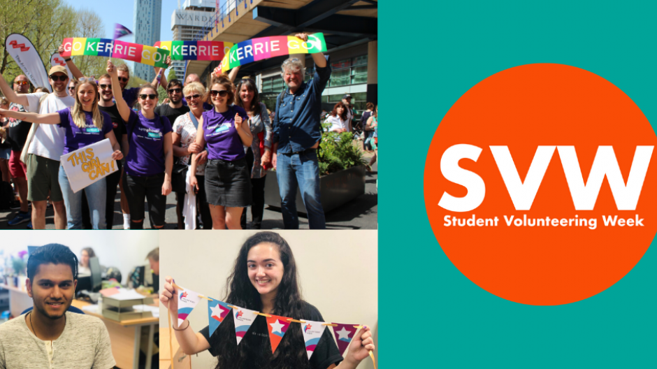 Student Volunteers Week 2020