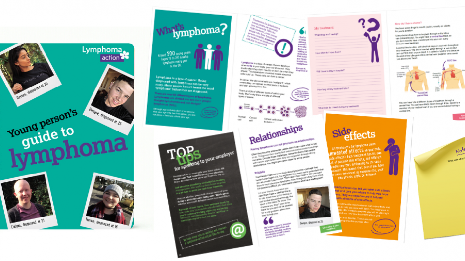 Revision of the young person's guide, showing pages from inside book