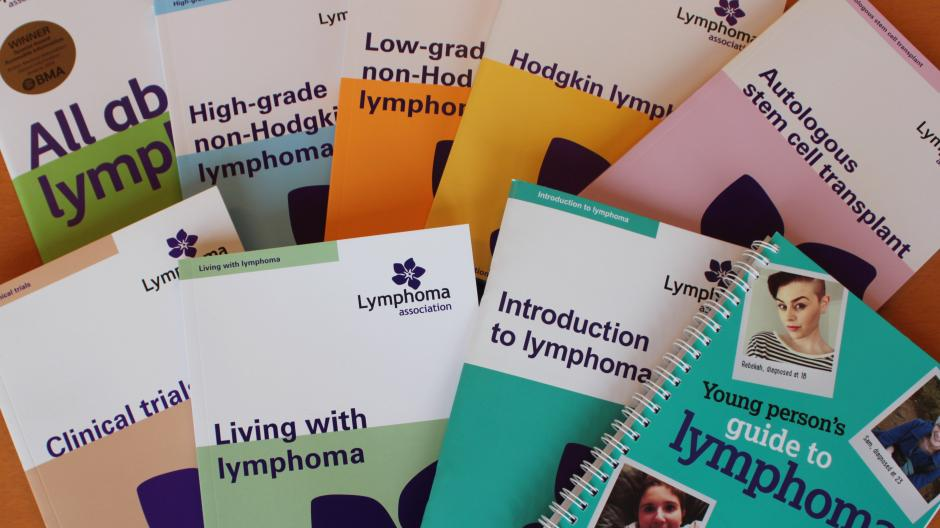 Selection of booklets
