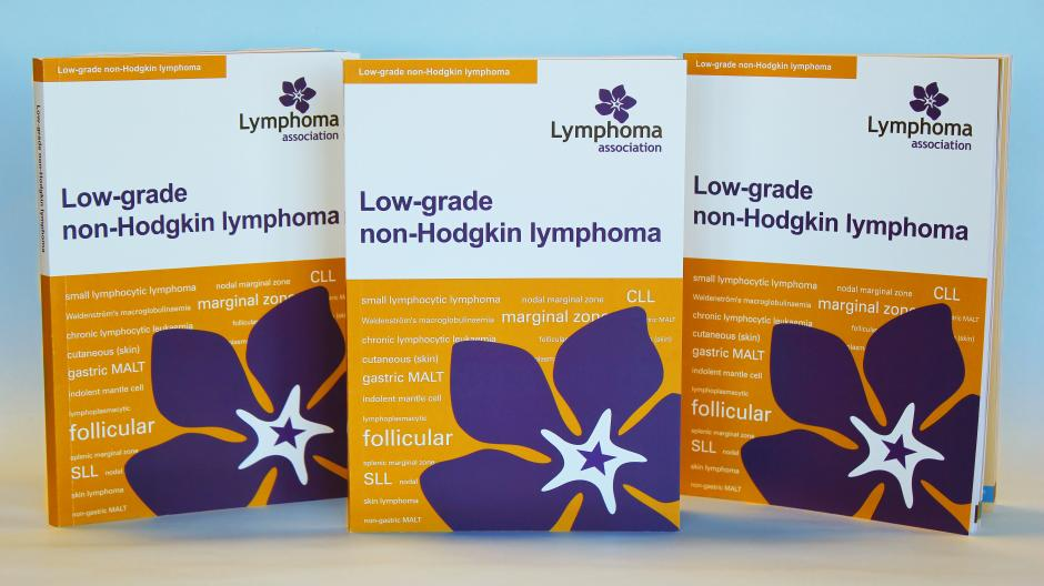 Copy of the Low-grade non-Hodgkin lymphoma booklet