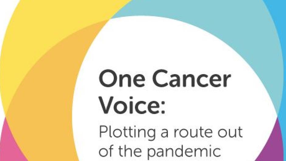 One Cancer Voice pandemic version